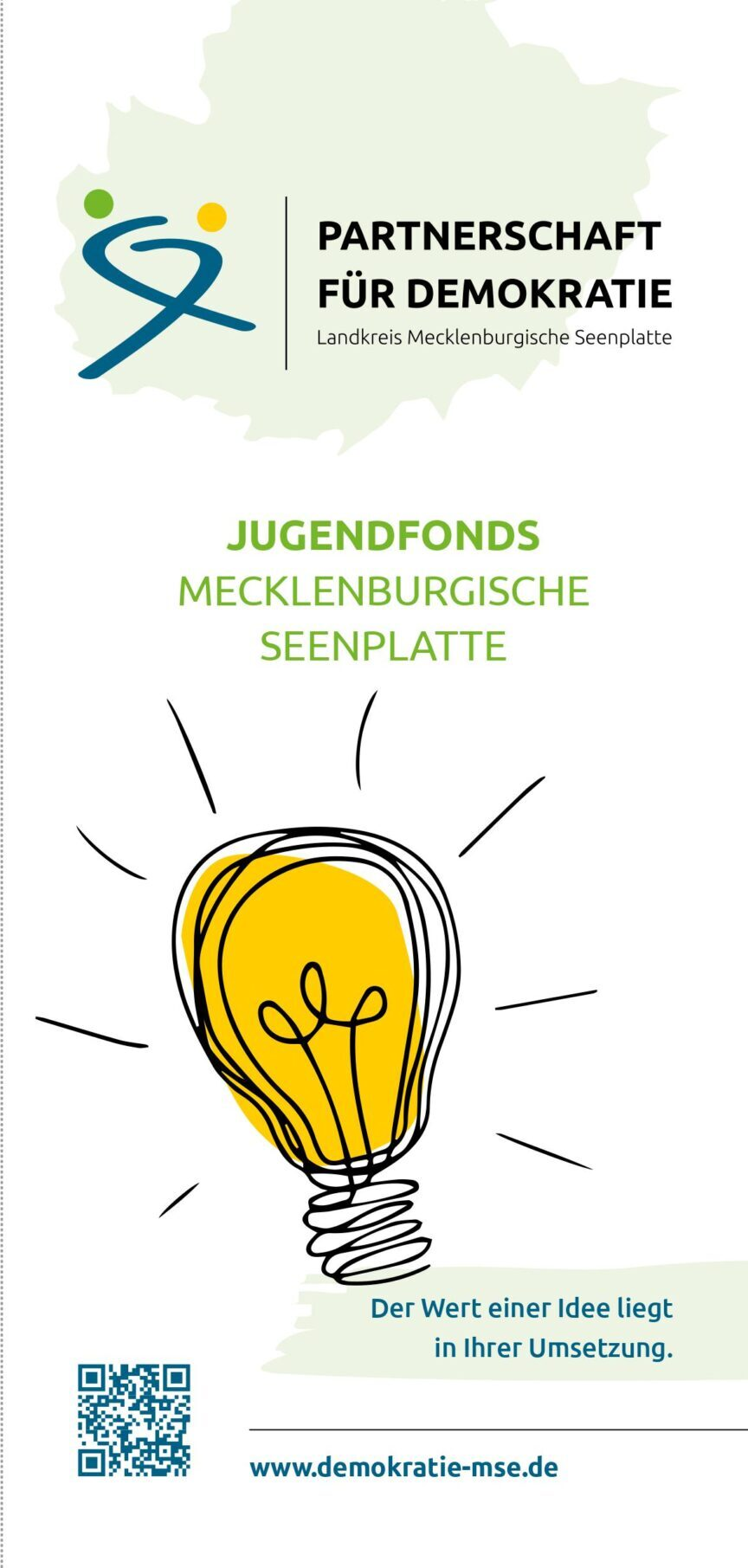 Read more about the article Neuer Flyer Jugendfonds 2021